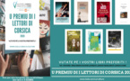 Premiu di i lettori di Corsica 2020 : les lecteurs décernent les prix