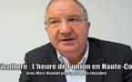 Jean-Marc Venturi : « Si ma liste gagne la Chambre de Haute-Corse, elle gagnera la Chambre régionale »