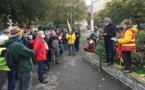 Bastia : rassemblement contre le projet de loi sur la «Sécurité globale »