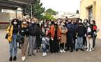 Non-violence : les élèves du BTS SAM de Montesoro s'engage aux côtés de l'ONG Umani