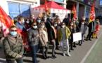 Ajaccio : mobilisation des salariés du médico-social et de l'action sociale devant l'ARS