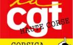 Emploi, droits sociaux, libertés : la CGT de la Haute-Corse appelle au rassemblement samedi 5 décembre