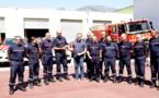 L'activité des pompiers de Haute-Corse bouleversée par la Covid-19