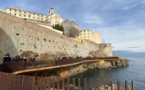 EN IMAGES- Bastia : l'Aldilonda, la promenade entre mer et citadelle, s'ouvre au public