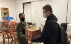 Ajaccio : le Noël d'Adrien, sans-domicile fixe