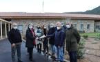 Un chèque de 5 000€ pour le centre hospitalier Calvi-Balagne