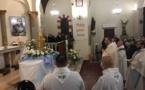 Bastia : Les reliques de Sainte Bernadette accueillies solennellement à Notre-Dame de Lourdes