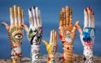 """""""Les Peintures 2 Candice"""" : sa main articulée est devenue une œuvre d'art"""