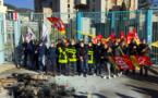 Engie : Le marathon de la CGT pour maintenir le gaz à Bastia