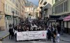 Corti : Forte mobilisation pour demander l'application du droit pour Pierre Alessandri et Alain Ferrandi