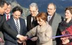 Le Syvadec a inauguré le centre multi-activités de Piana