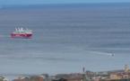 "Le ""Paglia Orba"" a quitté le port de Bastia"
