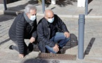 """""""Ici commence la mer-ne rien jeter"""", des plaques pour lutter contre la pollution des eaux à Calvi"""