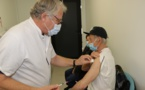 Covid-19 : Une campagne de vaccination pour les habitants d'Aregnu