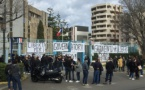 "Ghjuventù Libera à Bastia : ""le manque de respect de l'Etat est visible chaque jour"""