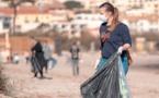 Calvi : Il y avait du monde ce dimanche pour nettoyer la plage et la pinède