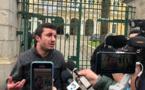 Ajaccio : des jeunes pénètrent dans la préfecture pour demander la libération d'Alain Ferrandi
