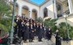 Les avocats manifestent à Bastia en soutien à Me Paul Sollacaro expulsé d'une audience à Aix