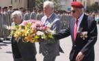 68ème anniversaire de la victoire du 8 mai 1945 à Calvi