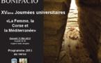 Bonifacio : Samedi la XVe journée universitaire