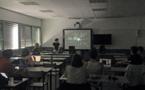 Forum des Arts Sonores à Bastia : Les étudiants entrent en scène