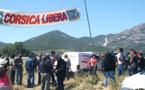 Mobilisation contre un projet de golf à Calenzana