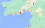 Ajaccio : Baignade et pêche interdites à cause d'un problème sur le réseau d'eaux usées