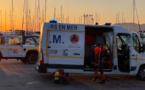 En difficulté à la pointe de Campomoro, un bateau mis en sécurité au port de Propriano