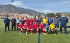 Football : Rassemblement de féminines à Corte