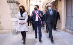 EN IMAGES - Deuxième jour de visite de Marlène Schiappa en Corse