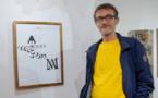 Bastia : Xavier Dandoy de Casabianca expose à la galerie Noir & Blanc