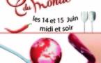 Ghisonaccia : 3ème Edition « Les Saveurs du Monde » les 14 et 15 juin