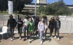 Baccalauréat : poursuite des blocages dans certains lycées de l'île