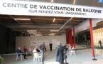 Covid-19 : Le centre de Baleone a passé le cap des 30 000 vaccinations