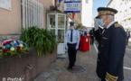 Ajaccio : une cérémonie d'hommage aux policiers morts pour la France