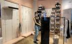 En images-Bastia : les commerçants se préparent à accueillir les clients