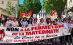 Bastia : Le scénario du maintien de la maternité avancé par la direction de la clinique Maymard