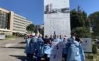 En Corse les infirmiers anesthésistes sont en grève