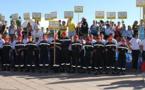 Tour de France : Ajaccio fait défiler ses sportifs
