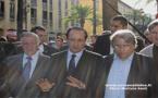 Corses, nous demandons à Hollande de soutenir la voie démocratique sur l'île
