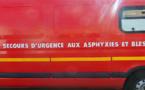 Une moto et une voiture se percutent en centre-ville à Bastia : un blessé