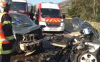 Violente Collision sur la RN 197 à Calvi : Trois blessés