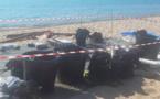 Pollution aux hydrocarbures : plages fermées et baignade interdite dans l'Extreme-Sud