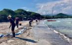 Après la pollution aux hydrocarbures, les plages de Porto-Vecchio rouvrent