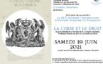 """""""La Corse et le Droit"""": la XXIIème journée universitaire se tient ce 19 juin à Bonifacio"""