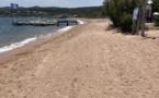 Bonifacio : L'accès aux plages à nouveau autorisé