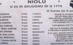 Impiccati di U Niolu : Una veghja in Corscia