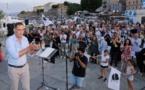 """Territoriales - Gilles Simeoni à Ajaccio : """"quoiqu'il arrive, on a, déjà, gagné"""""""