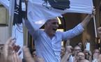 Elections territoriales : Gilles Simeoni élu à la majorité absolue, en selle pour un troisième mandat