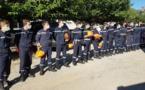 Journée de cohésion et remise de diplômes pour les jeunes sapeurs-pompiers de Lucciana